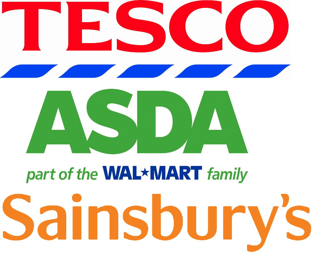 tesco vs asda The relative analysis of the value created by the big four supermarket chains, ie, tesco, asda, sainsbury's and morrisons has been provided as follows.